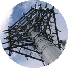 Cell tower colocation
